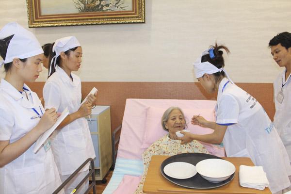 介護のベトナム人特定技能生